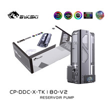 Combo-Pump Display Reservoir Bykski Ddc Water-Tank-Length 180mm 600l/H-Cylinder