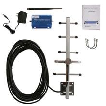 Профессиональный GSM 900 МГц внешний наружный ретранслятор усилитель сигнала Портативный Размер Мобильный телефон усилитель сигнала