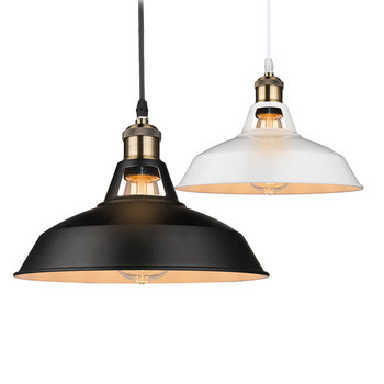 Industrial Retro Style Restaurant Kitchen Home Lamp Pendant Light Decorative Lamps Vintage Hanging Light Lampshade for Dining style classical vintage industrial wall light lampshade restaurant office nostalgic umbrella bronze wall light home decoration