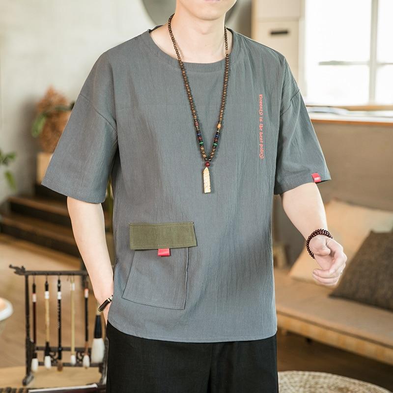 Fashion 2019 New Summer Polo Shirts Short Sleeve Men Striped Color Plus Size M 3xl 4xl 5xl Leather Bag