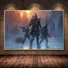HD Game Wasteland 3 Oil Painting On Canvas Posters And Prints Wall Art Picture For Home Living Room Gamer Room Decor claude monet anemone oil painting on canvas posters and prints wall picture for living room home decoration