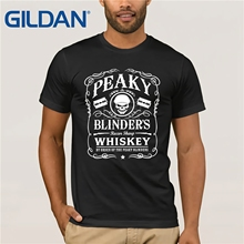2019 Fashion Hot sale Peaky Blinders Inspired New By Order of The T Shirt Movie Tee shirt