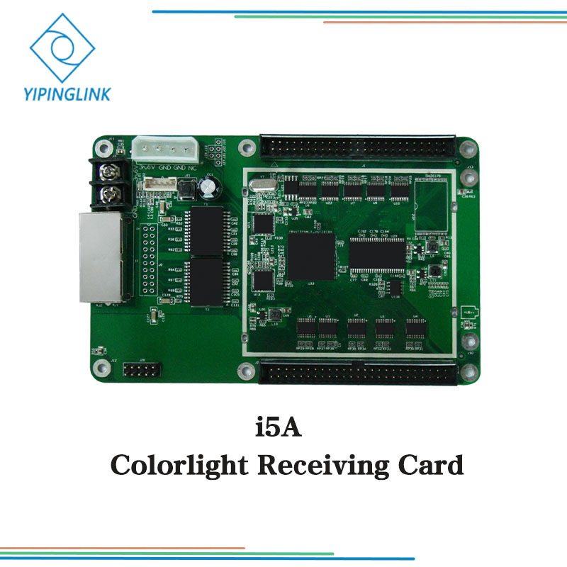 Colorlight I5A Receiver Card Controller For Rgb Full Color Video Wall Synchronous Led Display