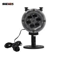 SHEHDS プロの照明デザイン防水リモートコントロール Led の変更カードプロジェクター-ホワイトのための最高のクリスマス/ハロウィン