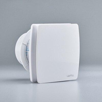 220 В 4 дюймовый вытяжной вентилятор, вентиляционные вентиляторы, 18 Вт, настенное окно для туалета, ванной, кухни|Вытяжные вентиляторы|   | АлиЭкспресс