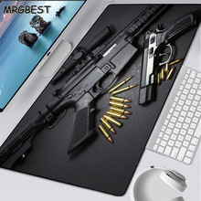 MRGBEST XXL Super Speed Rubber Large Locking Edge Non-slip Mouse Pad for Japanese Anime Gamer Game Mat and CSGO DOTA Cover Pads