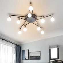 Modern LED Ceiling Lights Living Room Indoor Lighting Bedroom Kitchen Ceiling Lamp Ceiling Lamps Flush Mount Cafe Ceiling Light huiteman led ceiling lights living room lamps country kids bedroom lamp indoor luminaria home decoration bulbs ceiling lamps
