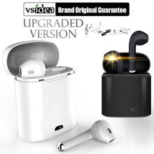 i7s TWS Wireless earphone in-ear Bluetooth binaural Earbuds Headset With Charging Box Mic All tablet For Iphone HUAWE
