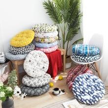 Poduszka ogrodowa Patio strona główna kuchnia Sofa biurowa na fotel udekoruj miękka poduszka Pad polichromatyczny opcjonalnie darmowa wysyłka