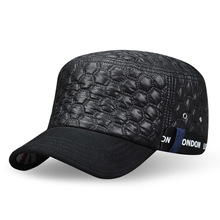 Зимние новые стильные мужские напольные мягкие плоские кепки уличные толстые теплые в Корейском стиле плоские кепки напрямую от производителя продажи
