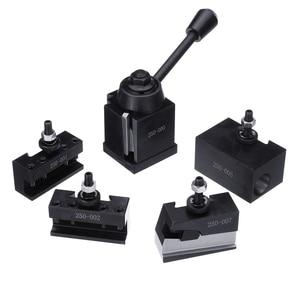 Image 1 - DMC 250 000 Cuniform GIB Type Quick Change Tools Kit Tool Post 250 001 010 Tool Holder for Lathe Tools  7 Types