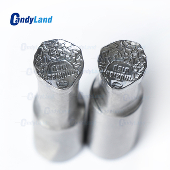 CandyLand Singer Tablet Die Pill Press Die Candy Punch Die Set Custom Logo Punch Die Cast Pill Press For Tablet TDP Machine