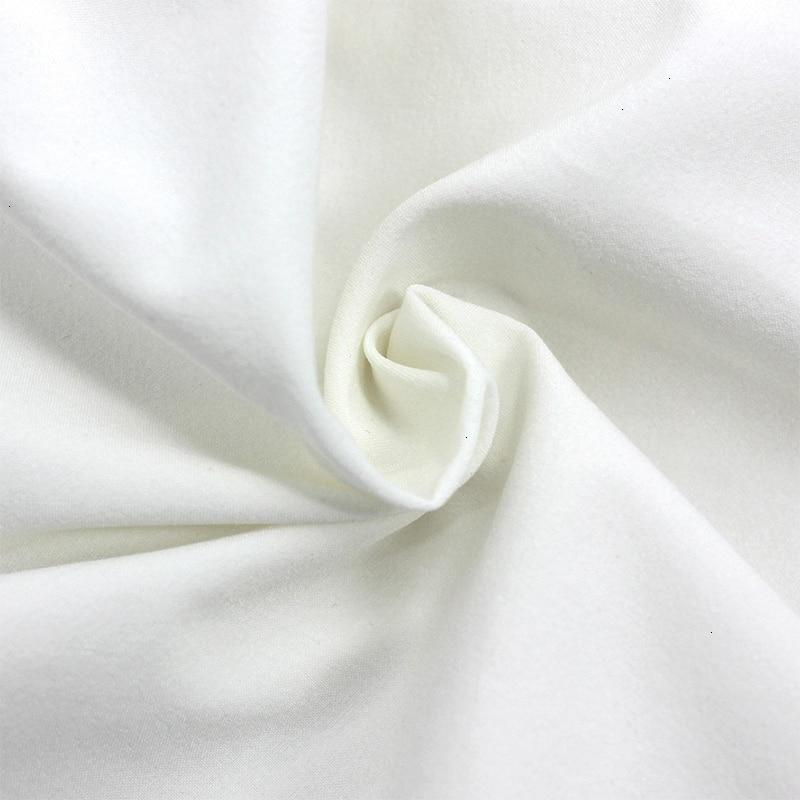 White Ruched Deep V-neck Mini Dress