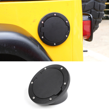 Крышка топливной двери бензобака крышка топливного бака для 1997-2006 Jeep Wrangler TJ 2/4 двери автомобиля аксессуары для укладки