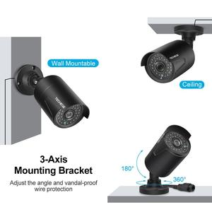 Image 2 - Techege 2MP 48V POE ip camera Audio Record Night Vision Waterproof IP66 Outdoor P2P ONVIF Motion Detection IP Cam for CCTV NVR