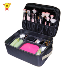 Cosmetic bag ,Makeup box,Make-up kit, Nail tool Storage Case