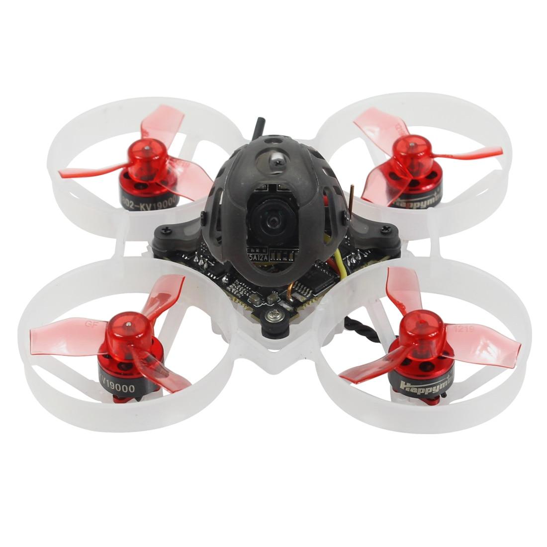 Happymodel Mobula6 Mobula 6 1S 65 мм бесщеточный FPV гоночный Дрон с AIO 4IN1 Crazybee F4 Lite управление полетом