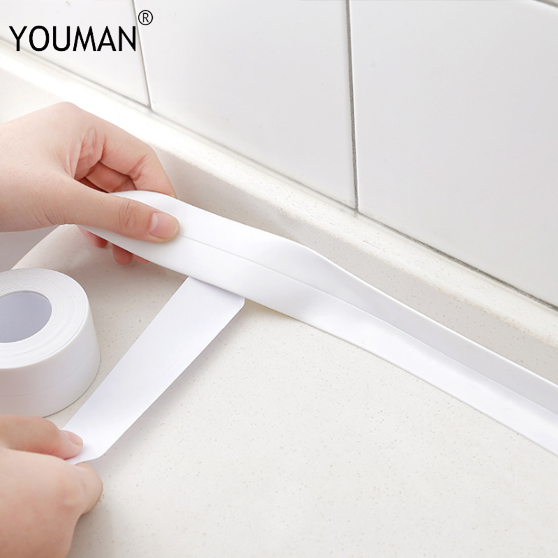 Wallpapers YOUMAN diy self adhesive wallpaper wall paper kitchen floor vinyl waterproof wallpaper borders wall sticker pvc 3d