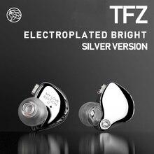 TFZ بلدي الحب طبعة في الأذن إلغاء الضوضاء سماعات سوبر باس DJ Hd Hifi ستيريو سماعة رأس سلكية