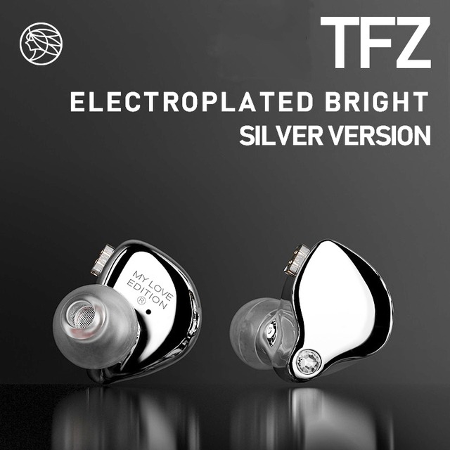 TFZ My Love Edition In Ear Noise Cancelling Earphones Super Bass DJ Hd Hifi Stereo Wired Headset