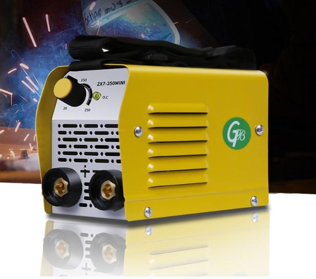 MMA IGBT Electric Welding ZX7 20 Welder Machine Inverter 250 Arc 250A ARC
