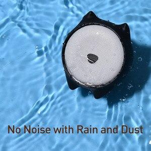 Image 2 - Baseus Portable Bluetooth Speaker Better Bass Colorful Animal Model Waterproof Stereo Sound Mini Speaker For Home & Car