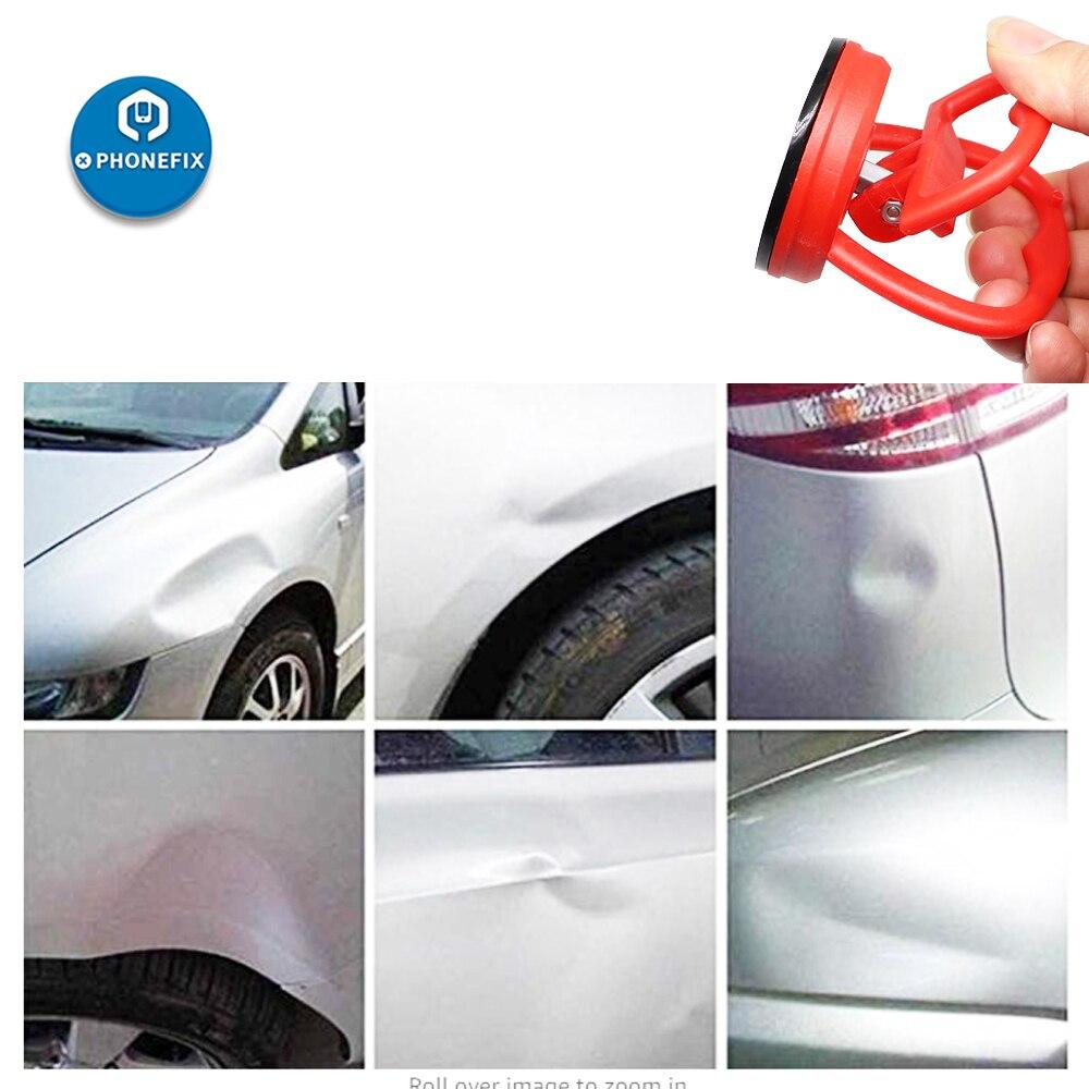 Mini Sucker Car Dent Repair Puller Suction Cup Bodywork Panel Sucker Remover For Pulling Automotive Car Hail Door Ding Damage