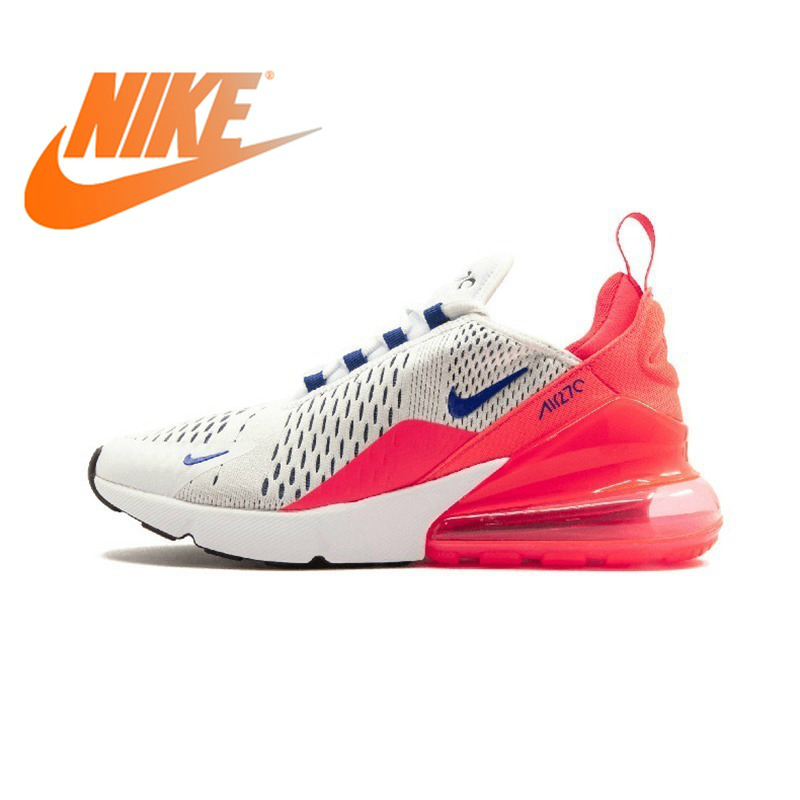 Official Original NIKE Air Max 270 Women's Running Shoes Sneakers Outdoor Sports Athentic Breathable Cushioning Durable AH6789