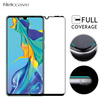 500 Pieces Full Coverage Protective Tempered Glass For Huawei P30 P20 Pro P10 Plus P9 P8 Lite 2017 Screen Protector Cover Film