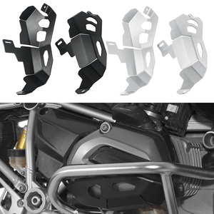 Image 1 - Dla BMW R1200GS lc ADV R1200R/RS R1200RT 2013 2017 R1200 GS przygoda Cylinder silnika motocykla osłony głowicy obudowa ochronna