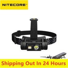Оригинальное зарядное устройство Nitecore HC65 фары 1000LM тройной Выход внутренней фар Водонепроницаемый фонарик в комплекте 3400 мА/ч, Батарея