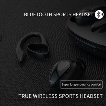 TWS Bluetooth 5.0 Earphones With Charging Box Wireless Headphone 9D Stereo Sports Waterproof Earbuds Headsets With Microphone 6
