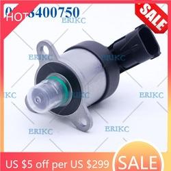 ERIKC 0928400750 CR wtrysk paliwa 0 928 400 750 Regulator pompy zawór sterujący dozowaniem wlotowym dla HYUNDAI KIA 1.6 1.7 2.5 CRDi