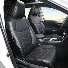 Car-Seat-Cover Seats RAV Protector Interior for Toyota Hybrid Fuel-Car And