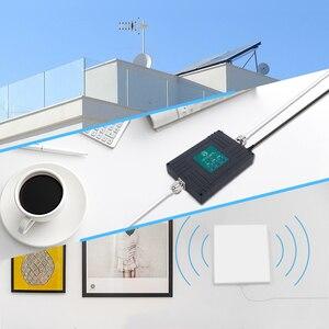 Image 5 - Hücresel amplifikatör GSM tekrarlayıcı 3G 4G LTE 2600mhz cep telefonu sinyal güçlendirici 2G GSM 900/2100MHz tekrarlayıcı 70dB Band 7,8 1 + anten