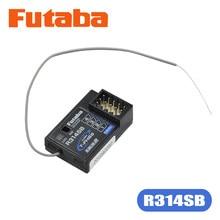 FUTABA – émetteur-récepteur R314SB 2.4GHz, pour 4PX 4PXR 4PLS 4PV 4GRS 3PV 7PX, émetteur Radio, récepteur de télémétrie bidirectionnel haute vitesse