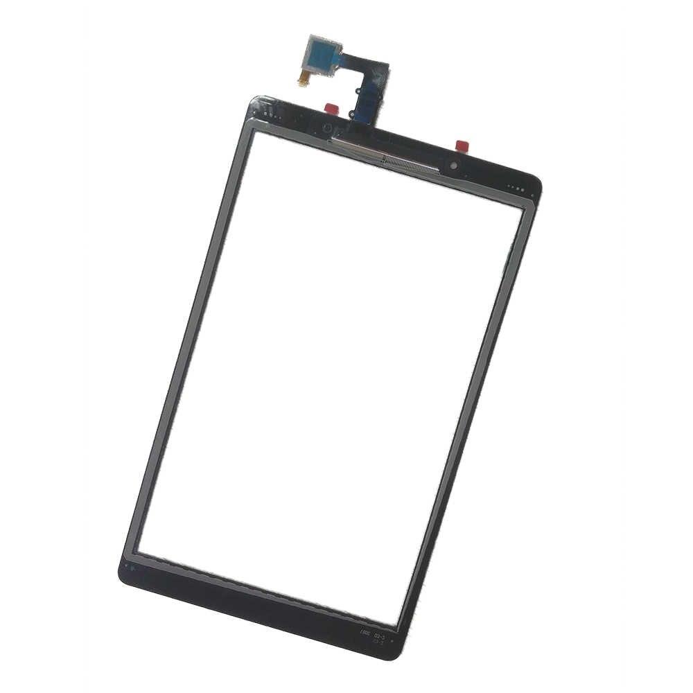 لينوفو تاب E8 8 تيرا بايت-8304F1 TB-8304F TB-8304 TB 8304 شاشة تعمل باللمس لوحة محول الأرقام الزجاج
