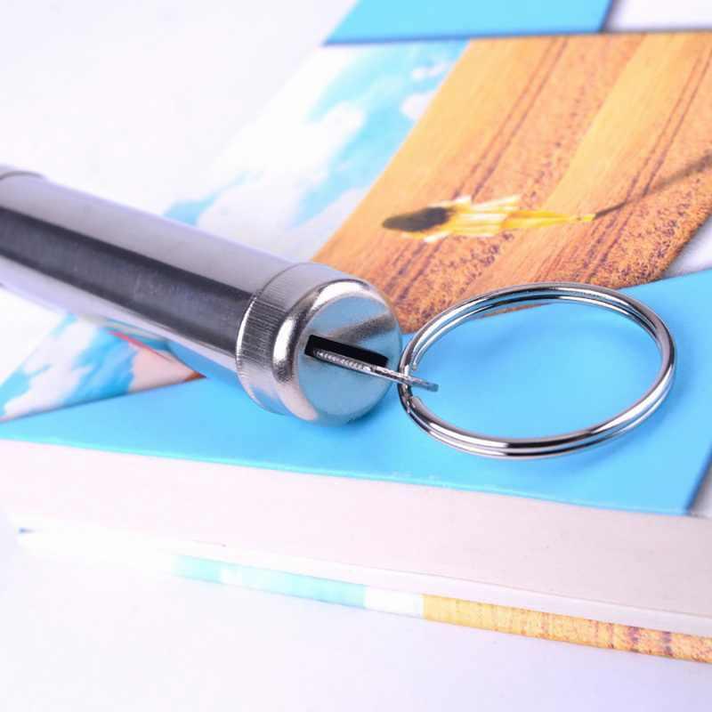 Balance de cuisine en acier inoxydable Portable balances à bagages Balance de poids balances outils de mesure 100g 5kg Balance de poche