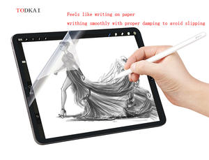 Paper-Like Matte Film PET Screen Protector for iPad air 4 7th 8th gen 10.2/Air 3/ Mini 5/4 / Pro 11 2020 2018 / 9.7 Air 2 air 1