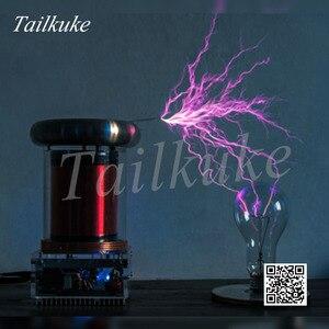 Image 1 - カスタマイズされた 20 センチメートル音楽テスラコイル/小雷嵐