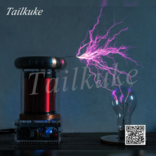 Customized 20CM Music Tesla Coil / Small Lightning Storm