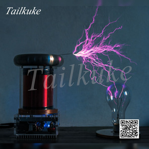 Image 1 - Customized 20CM Music Tesla Coil / Small Lightning Storm