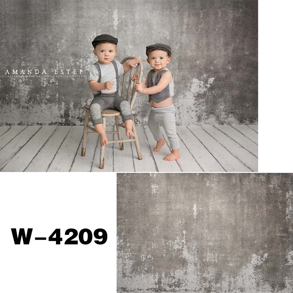 Cinza áspero parede de concreto fotografia fundo shabby chique rústico evento festa pano de fundo do vintage photo studio booth volta gotas
