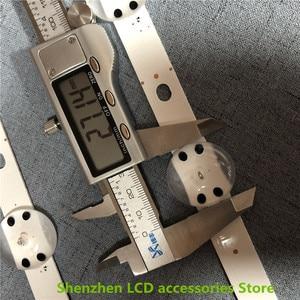 Image 3 - 20 יח\חבילה חדש ערכת רצועת עבור LG 49UV340C 49UJ6565 49UJ670V 49 V17 ART3 2862 2863 6916L 2862A 6916L 2863A V1749L1 V1749R1 חדש
