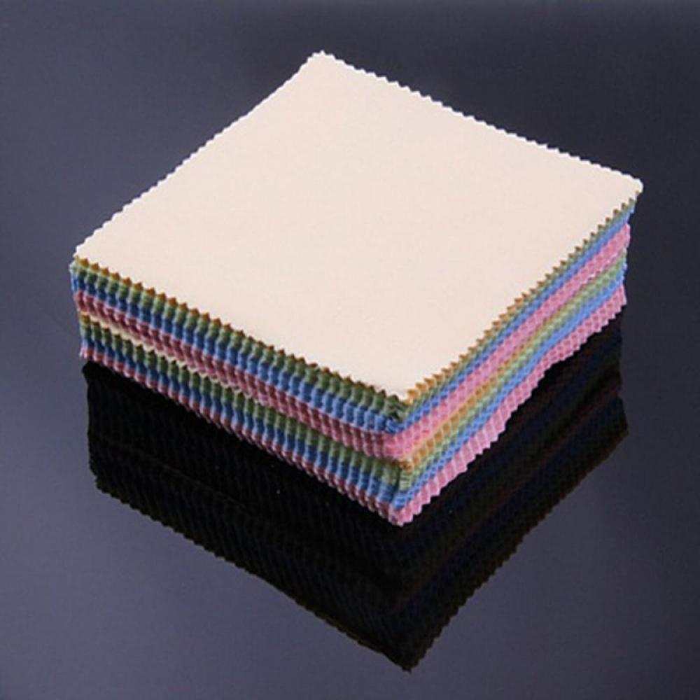10 шт./упак. бинокль очки для очков компьютерная Микрофибра Очиститель одежды
