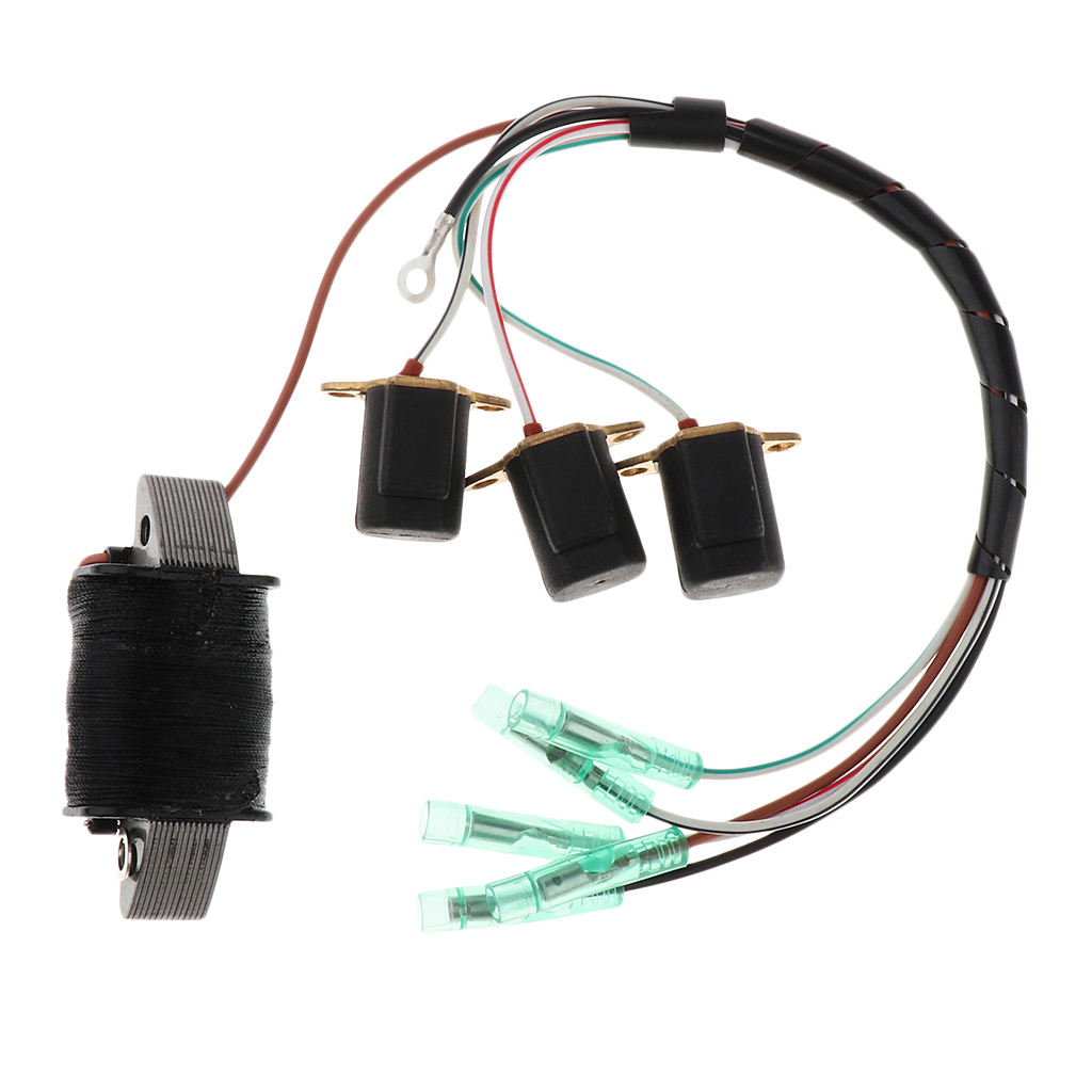 60HP 70HP 6H2-85520-10-00 CHARGE COIL for Yamaha outboard Engine,Motor Parts
