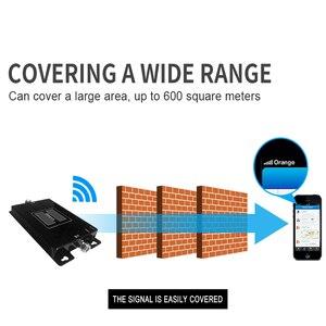 Image 4 - Lintratek GSM 3G Bộ Khuếch Đại 4G 2100Mhz WCDMA Tăng Cường Tín Hiệu 2G 4G Celluar Reapeater 900 4G GSM LTE Moblie Repeater 65dB KW17L GD