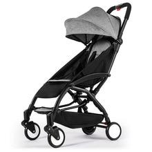 Car Wagon Baby-Stroller Lightweight Folding Baby Pushchair Portable Travel New-Upgrade