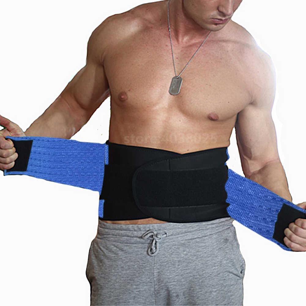 XXL tıbbi geri Brace bel kemeri omurga desteği erkek kadın kemerleri nefes lomber korse ortopedik cihaz geri Brace destekler