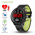 Высококлассные L5 Смарт спортивные часы IP68 водонепроницаемый монитор сердечного ритма кровяное давление фитнес-трекер для мужчин и женщин ...